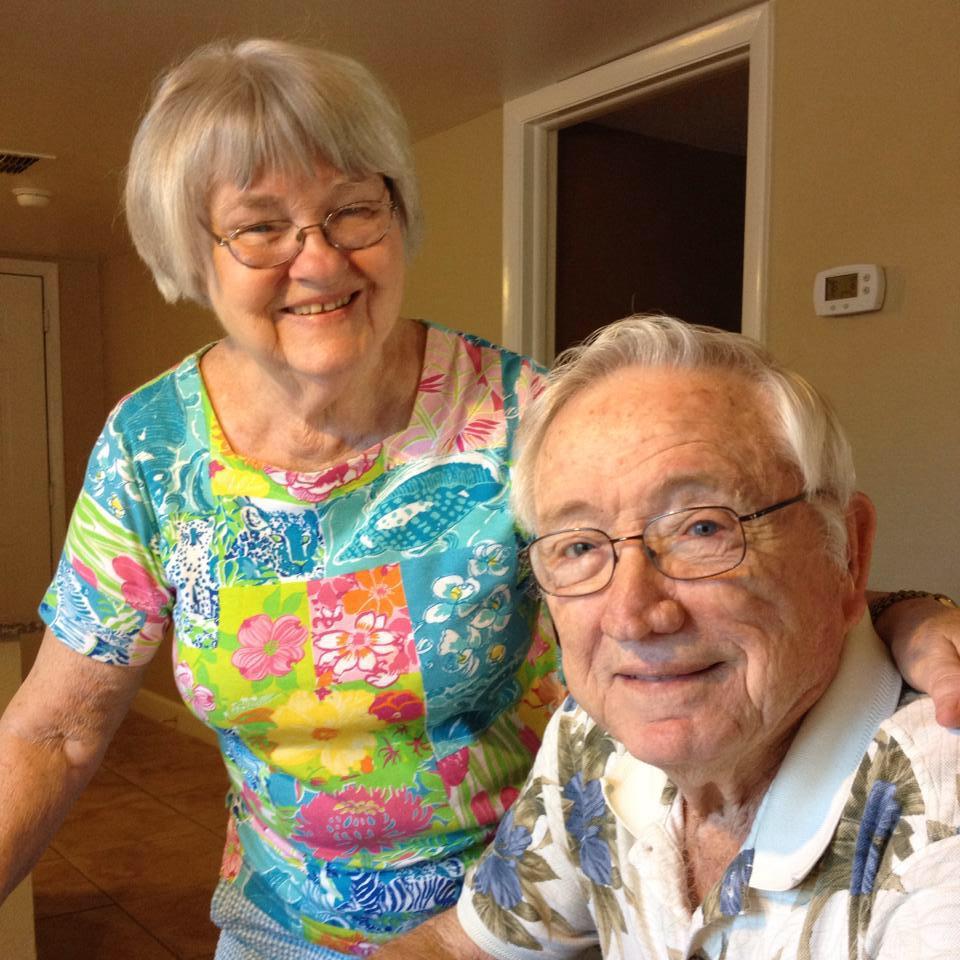 John and Carolyn Ellis